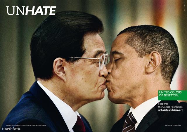 Obama és Hu Csin-tao kínai elnök