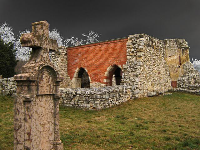 Papsoka templomrom
