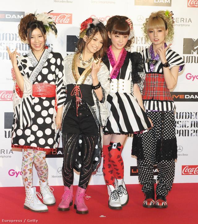 Scandal japán pop-rock banda