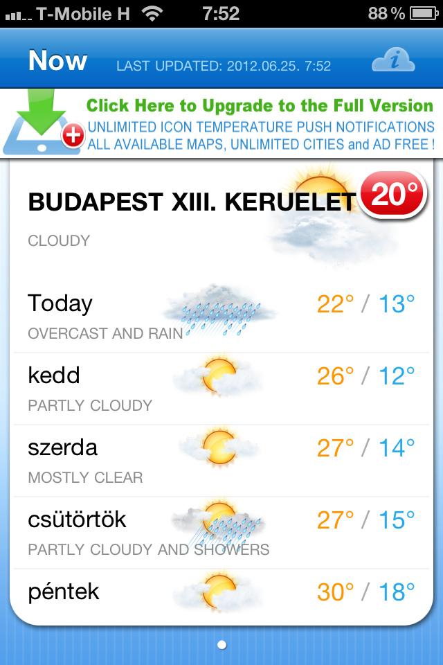 Celsius (iOS)