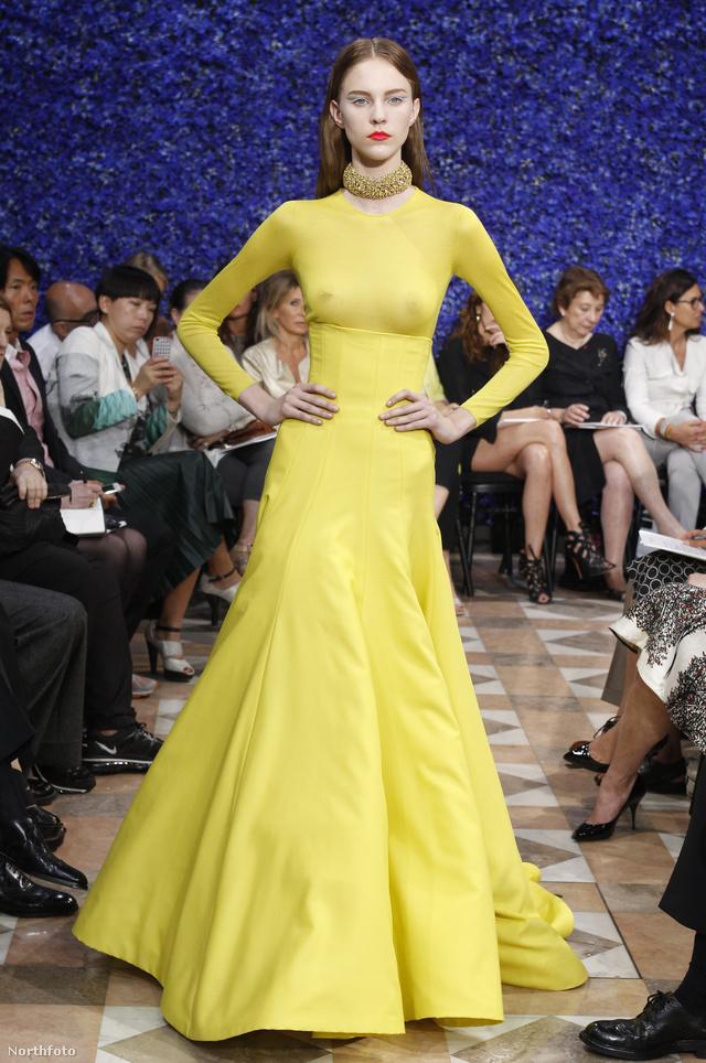 Raf Simons első Dior kollekciója