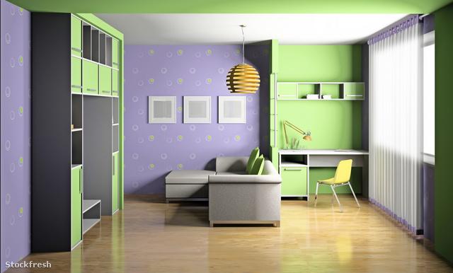 stockfresh 851438 childrens-room-3d sizeM