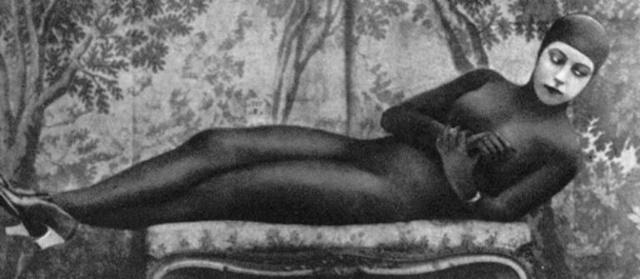 Fürdőruha 1915-ből