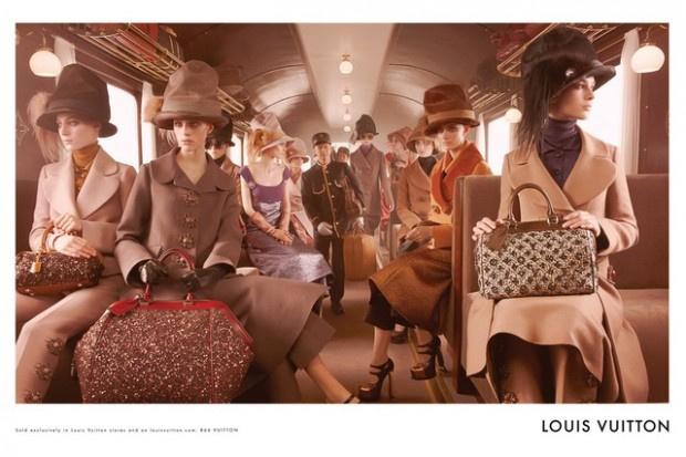 A Louis Vuitton időutazásra invitál