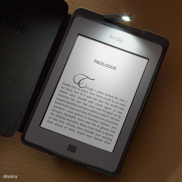 Kindle Touch, amivel nehéz versenyezni