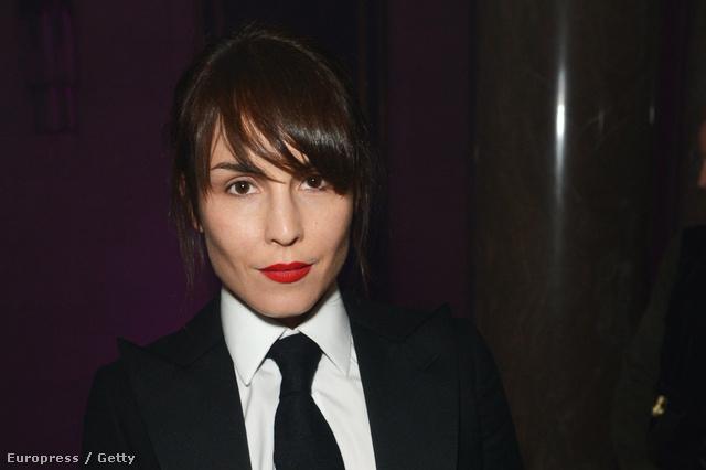 Noomi Rapace a Sötét lovag - Felemelkedés európai premierjén