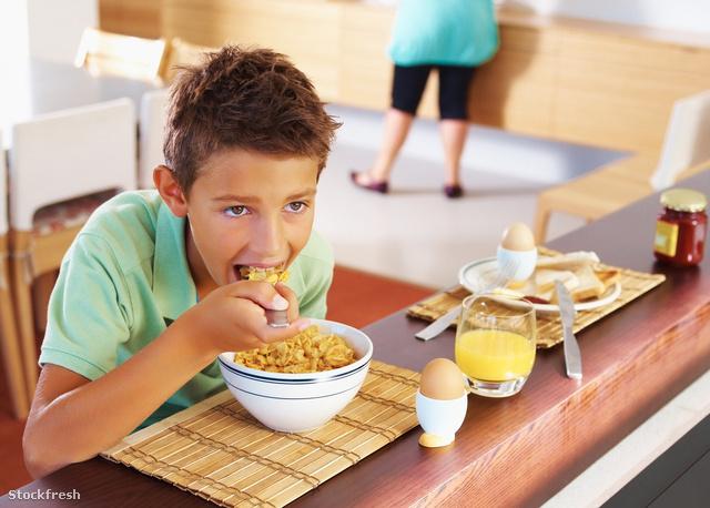 stockfresh 50088 happy-boy-enjoying-a-bowl-of-cereals-for-breakf