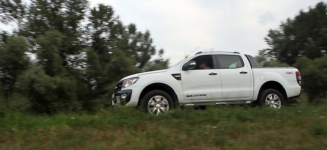 A Ford Ranger WildTrak egy olyan teherautó, amivel nem fognak terhet szállítani, egy olyan terepjáró, amit nem visznek terepre