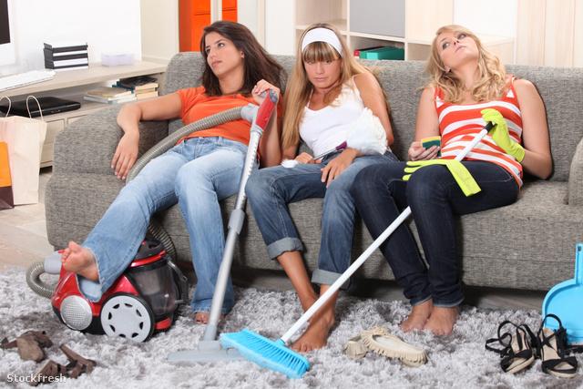 stockfresh 1639332 fed-up-of-housework sizeM
