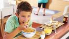 Jobban tanul a gyerek, ha reggelizik