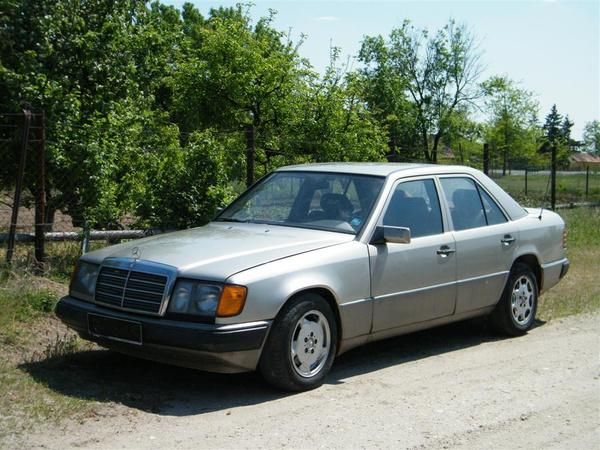 Sokan szeretik a W124-est, Csikós nem annyira