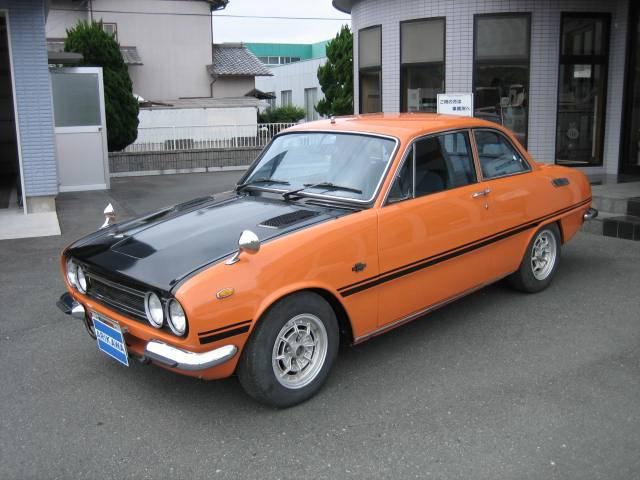 Egy japán klasszikus, amiről csak kevesen hallottak: Isuzu Bellett 1600 GT