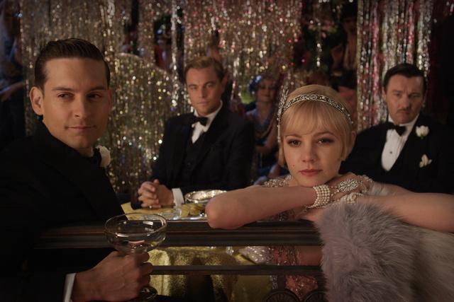 Carey Mulligan a Nagy Gatsby-ben