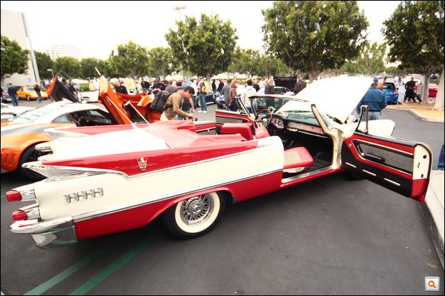 LA cars and coffee #17