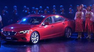 Exkluzív: Itt az új Mazda6!