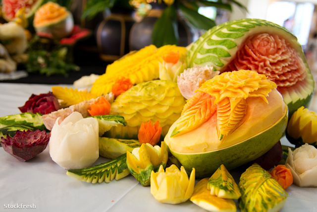 stockfresh 1164927 fruit-carving sizeM