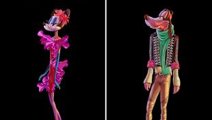 Anorexiás Disney figurák hirdetik a Barneys-t
