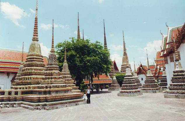 Hét évig otthon Thaiföldön