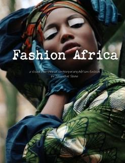 Gyorsan fejlődik az afrikai divatszakma.