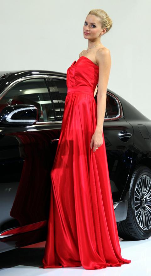 Hyundai Equus, dizőzöknek