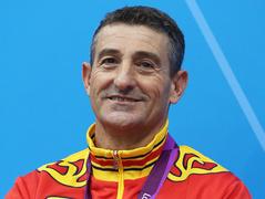 Terrorista nyert ezüstöt a paralimpián
