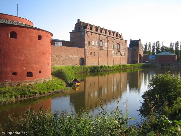 Malmöhus, az egykori erőd