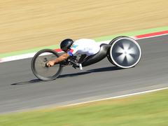 Második paralimpiai aranyát nyerte az F1-es