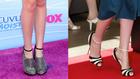 A vörösszőnyeg legszexibb cipői