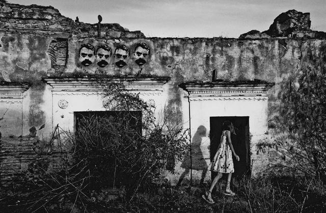 Alice Zapata országában, 2010, digitális nyomat