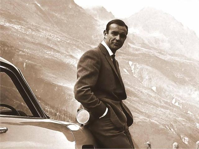 Sean Connery, az első 007-es