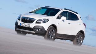 Az Opelnek is kell egy Duster