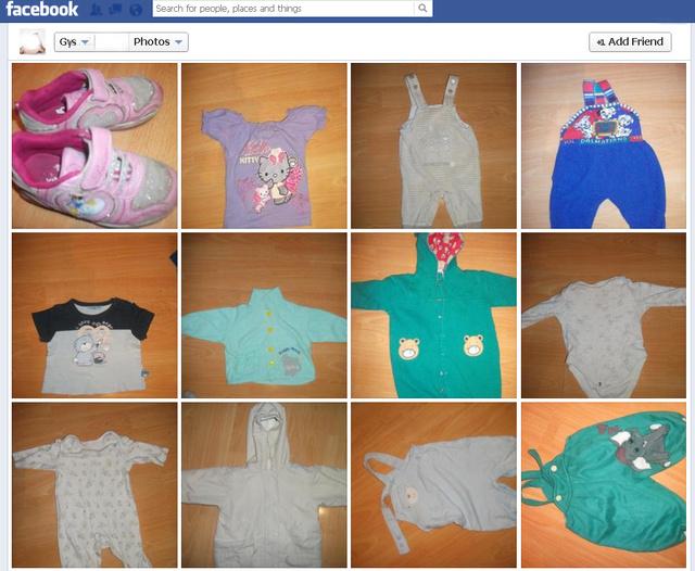 gyerekruha facebook