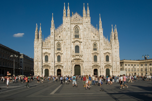 Dóm tér, Milánó