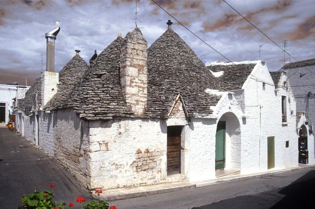 Puglia városkép