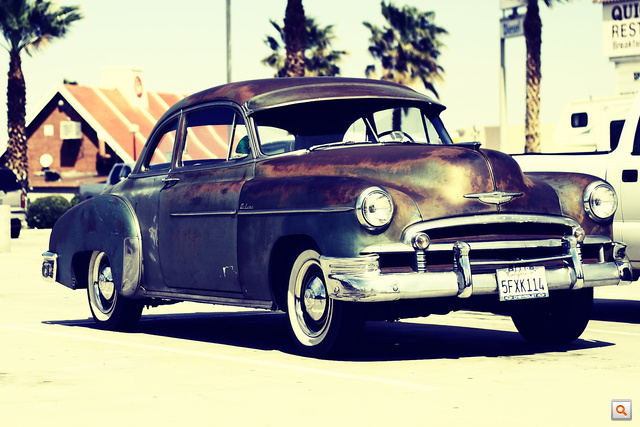 LA carspotting #39