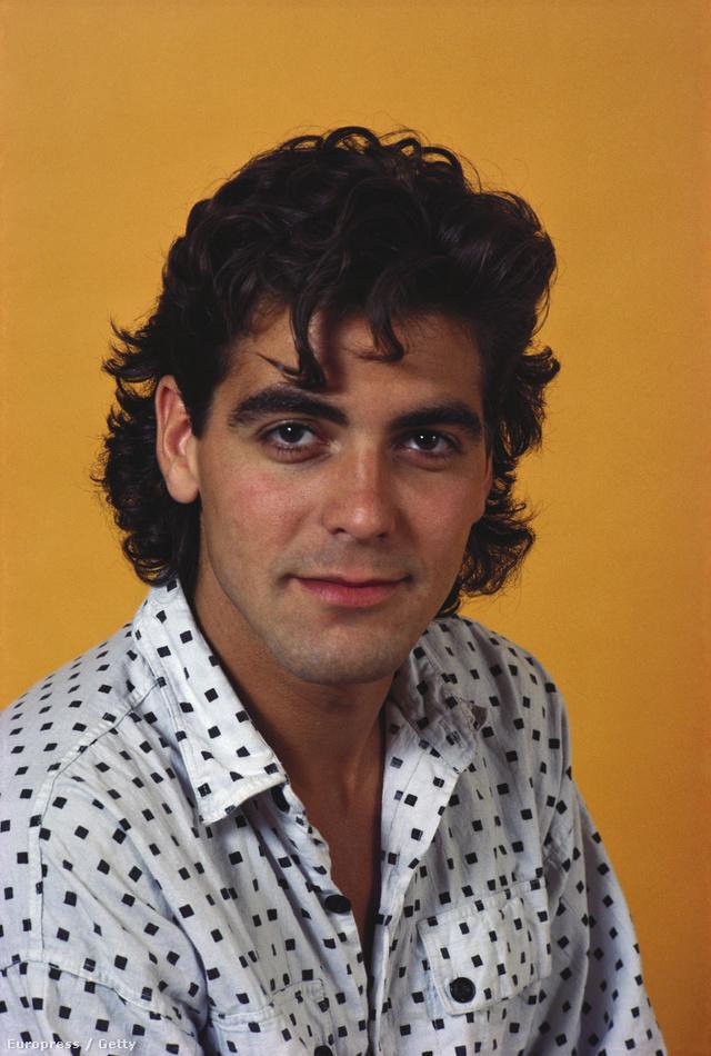 George Clooney 1985-ben