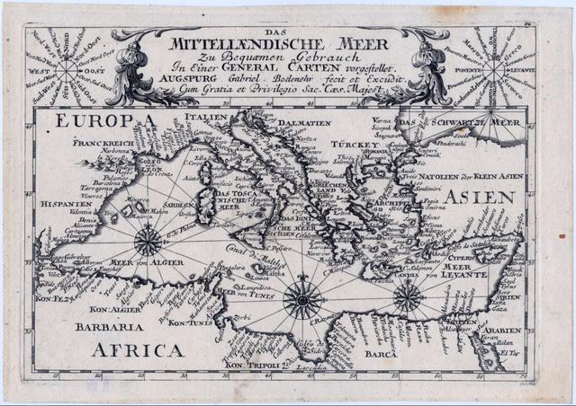 Csaknem ezer 1850 előtt nyomtatott térképet tesz digitálisan szabadon hozzáférhetővé az Országos Széchényi Könyvtár.