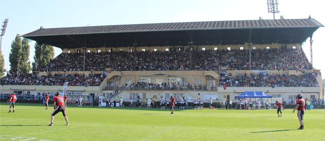 Két éve megtelt a BKV stadionja