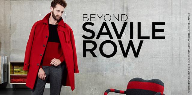 Piros kabát bevállalósoknak a Carventől.
