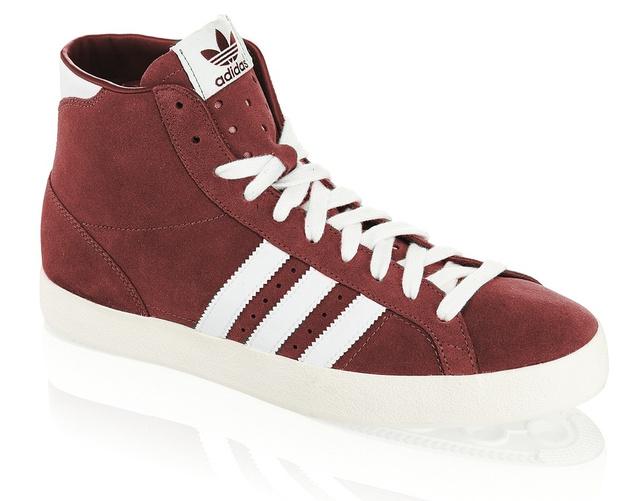 Humanic: ez is multibrand üzlet, van jó kis retro Adidas-uk 100 euróért, azaz 28 ezer forintért