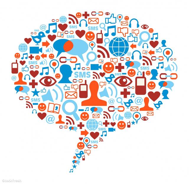 Közösségi média használatában profinak kell lenni a szakértők szerint.