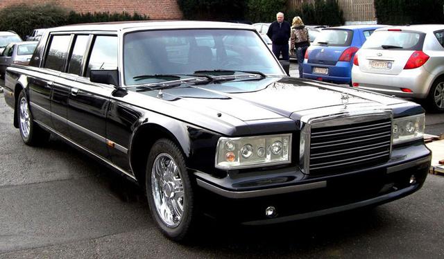 Ez lenne Putyin autója, ha végre összeáll