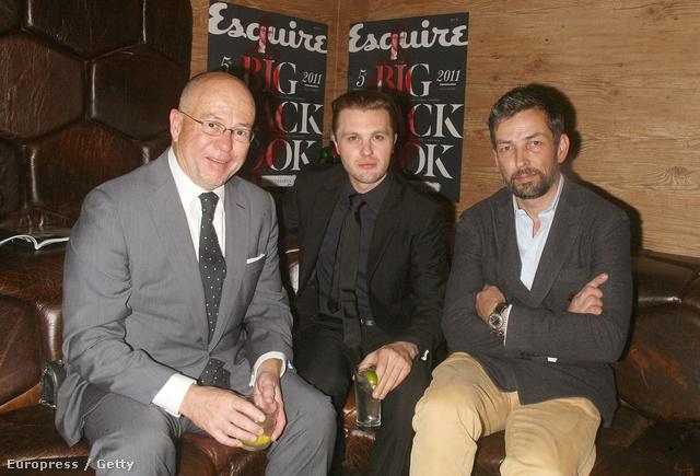 Nick Sullivan az Esquire Magazine divat szerkesztője.