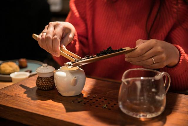 A kínai teaszertertás olyan, akár egy meditáció.