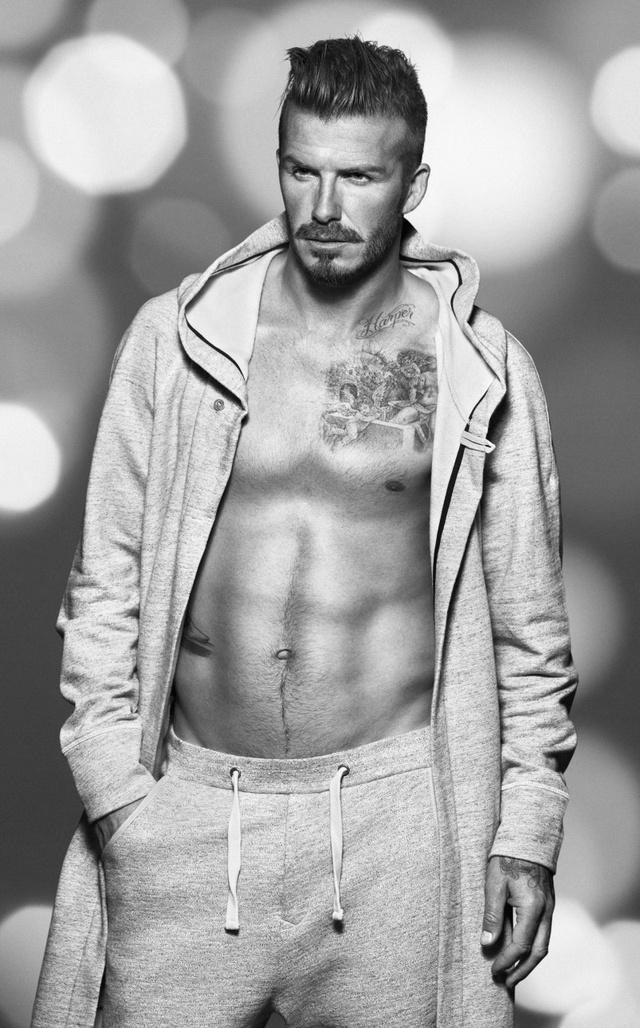 David Beckham - H&M - 2012. karácsony
