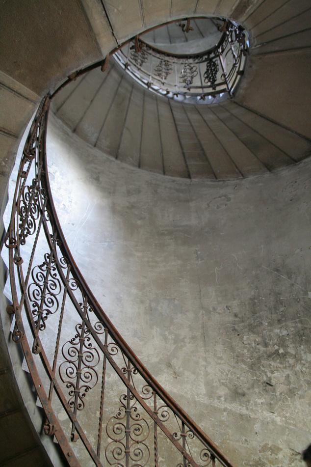 A lépcsőház, amit imádnak a filmesek