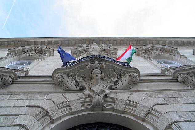 A Károlyi-Csekonics rezidencia őre