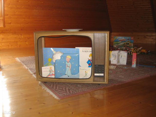 Mélyirodalom a tévében