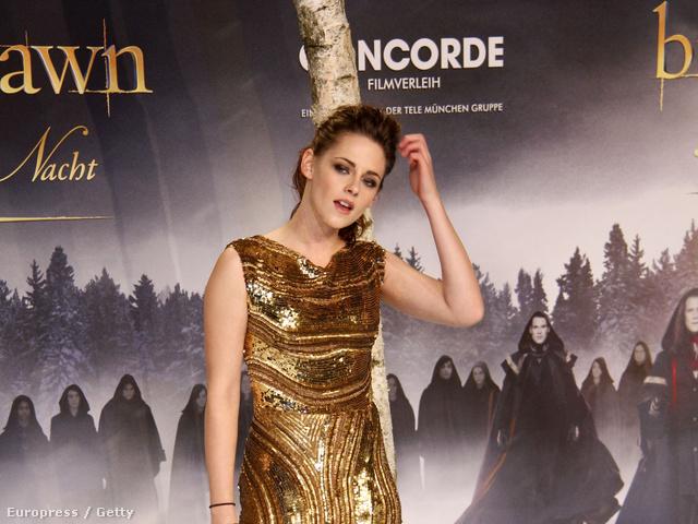 Kristen Stewart a pénteki, berlini filmpremieren