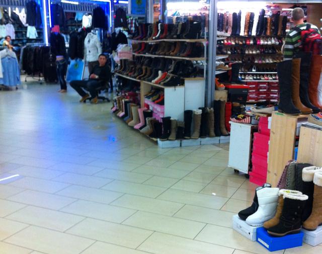 d22a570a87 Az Ázsia Center csak méretével veri a belvárosi kínai boltokat - Dívány
